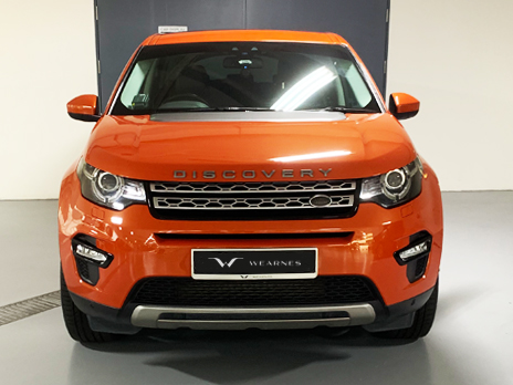 Land Rover Discovery Sports  (For Rent)