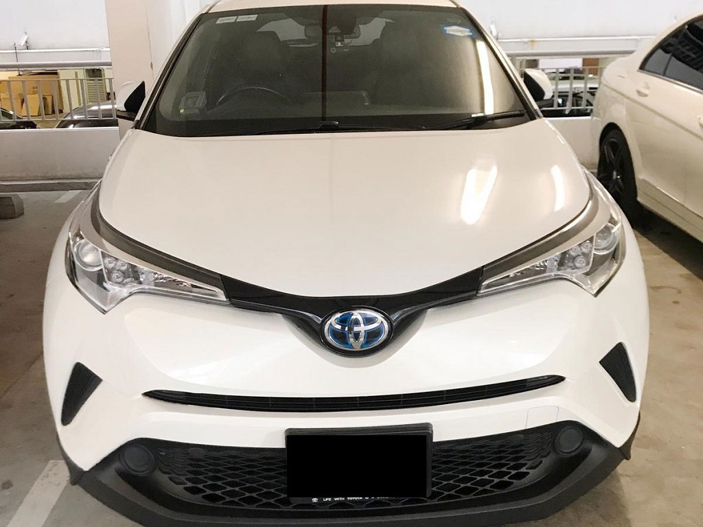 Toyota CHR Hybrid (For Rent)