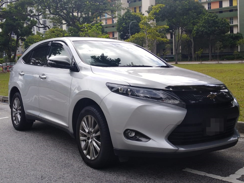 Toyota Harrier 2.0A (For Lease)