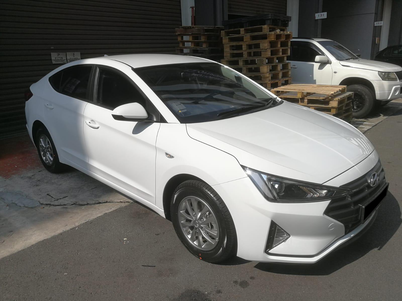 Hyundai Avante 1.6A GLS (For Rent)