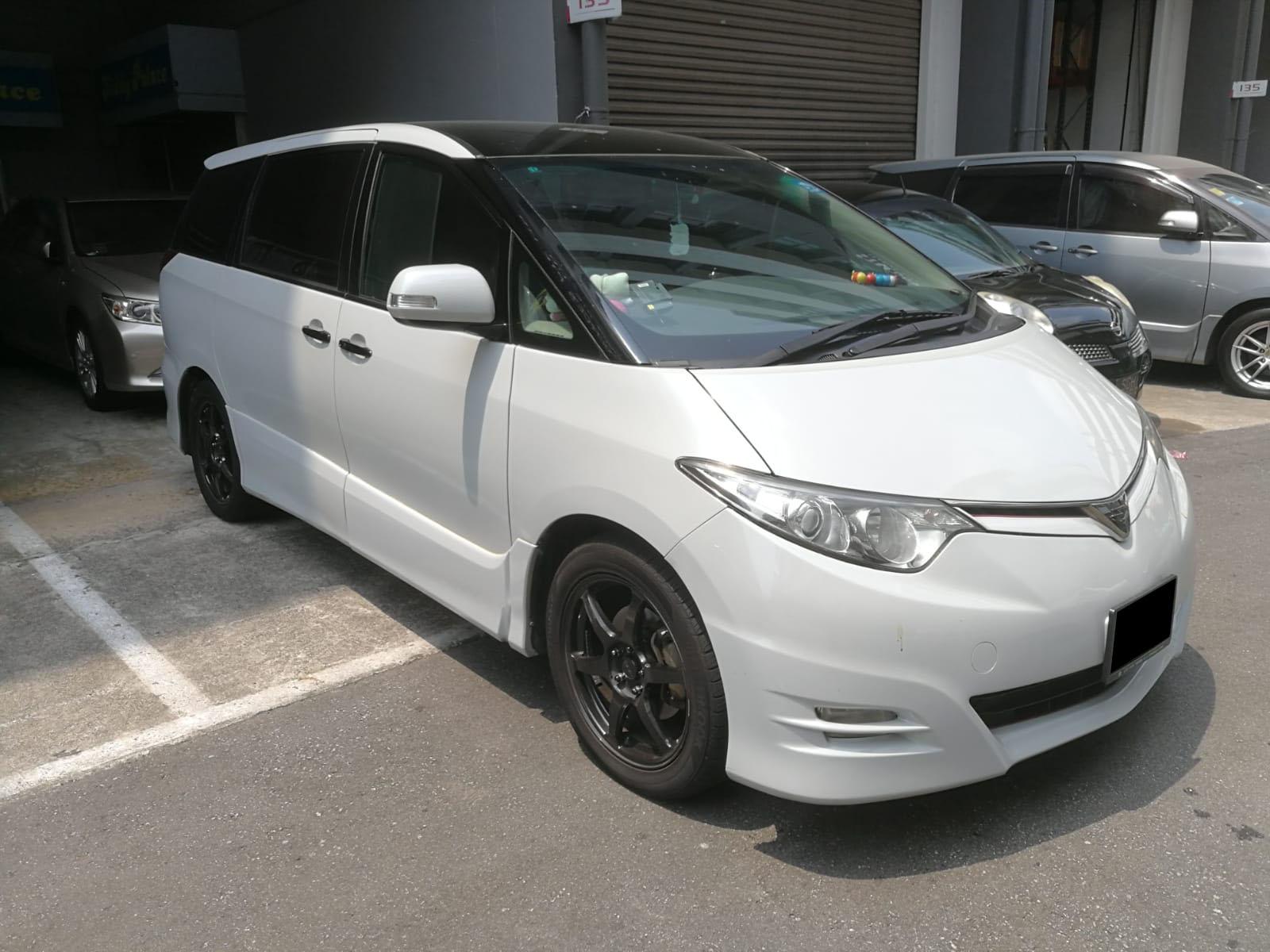 Toyota Estima 2.4 (For Rent)