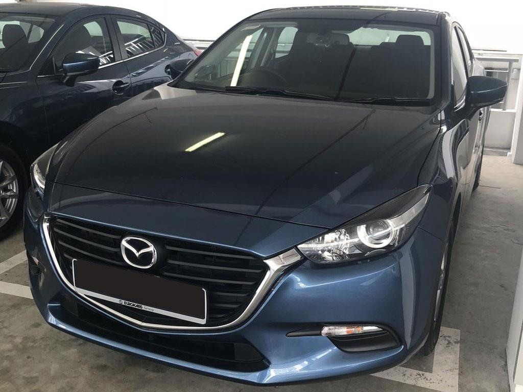 Mazda 3 1.6L (For Rent)