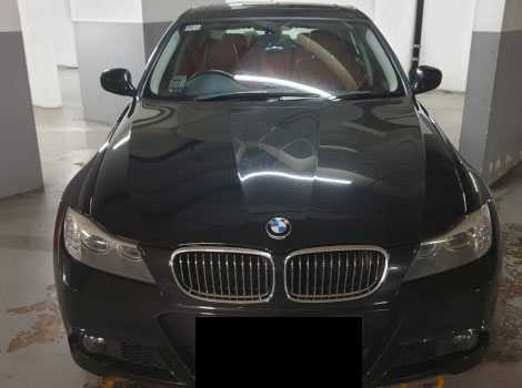 BMW 3 Series 318i (For Rent)