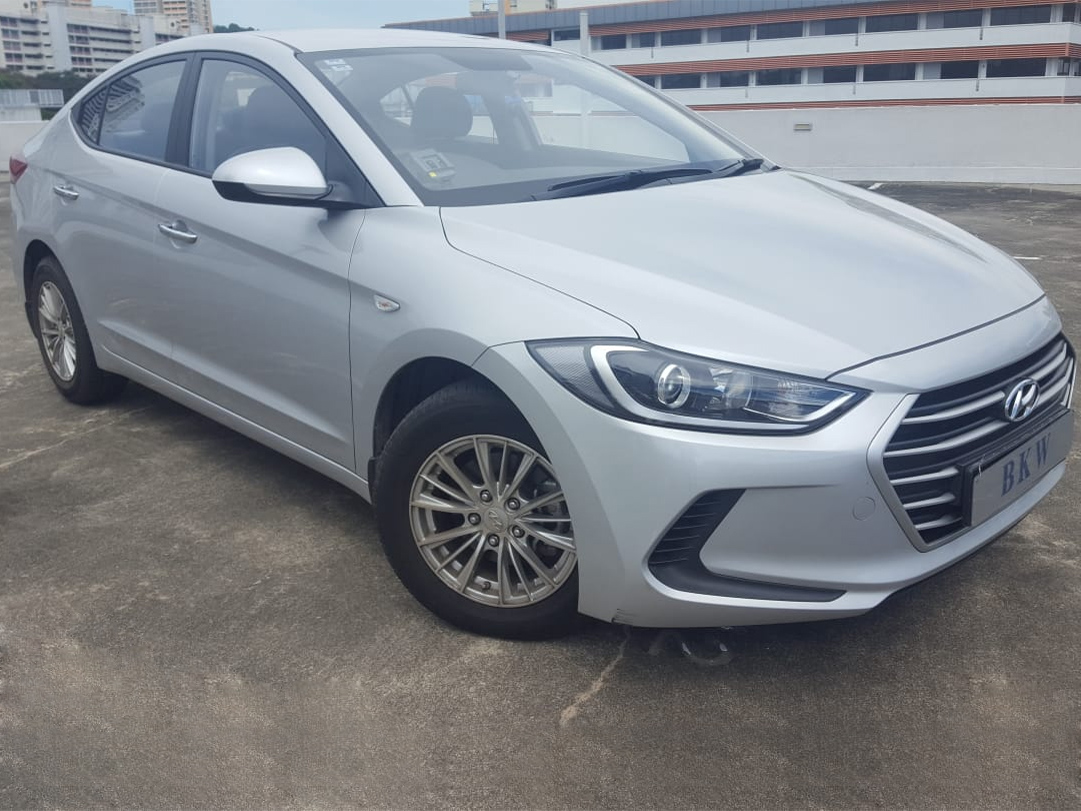 Hyundai Elantra (For Lease)