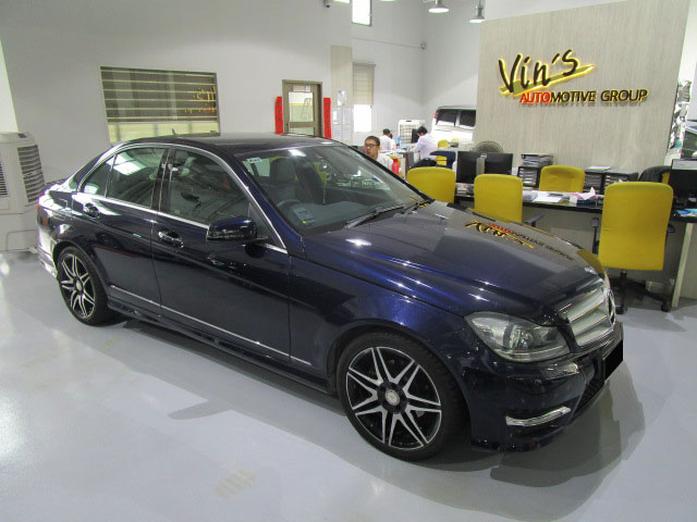 Mercedes-Benz C Class C250 (For Lease)