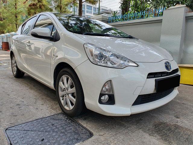 Toyota Prius C CVT (Private Hire)