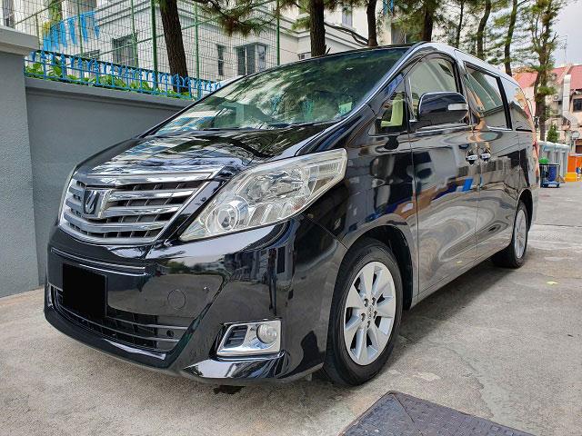 Toyota Alphard (Private Hire)