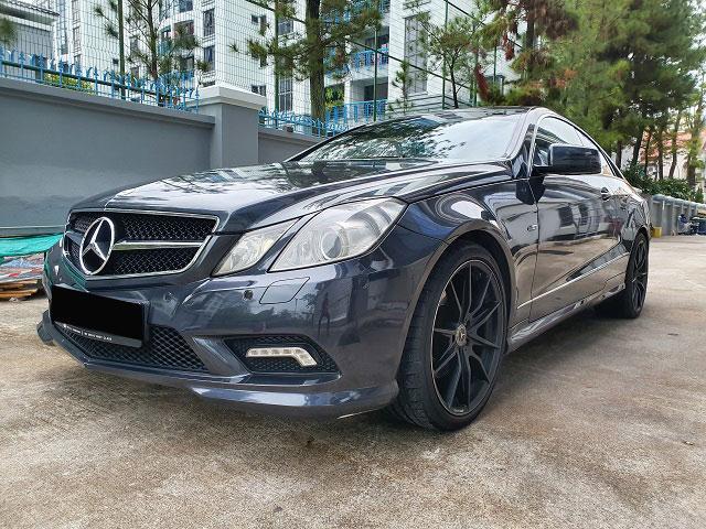 Mercedes-Benz E250 (Private Hire)