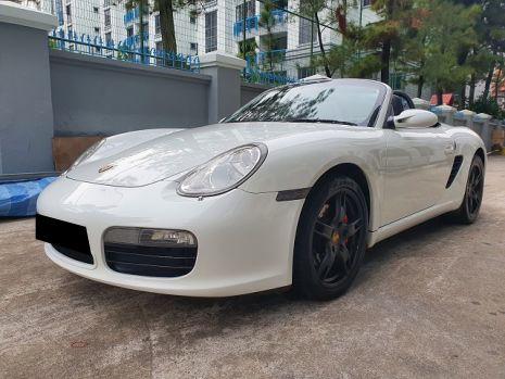Porsche Boxster (For Rent)
