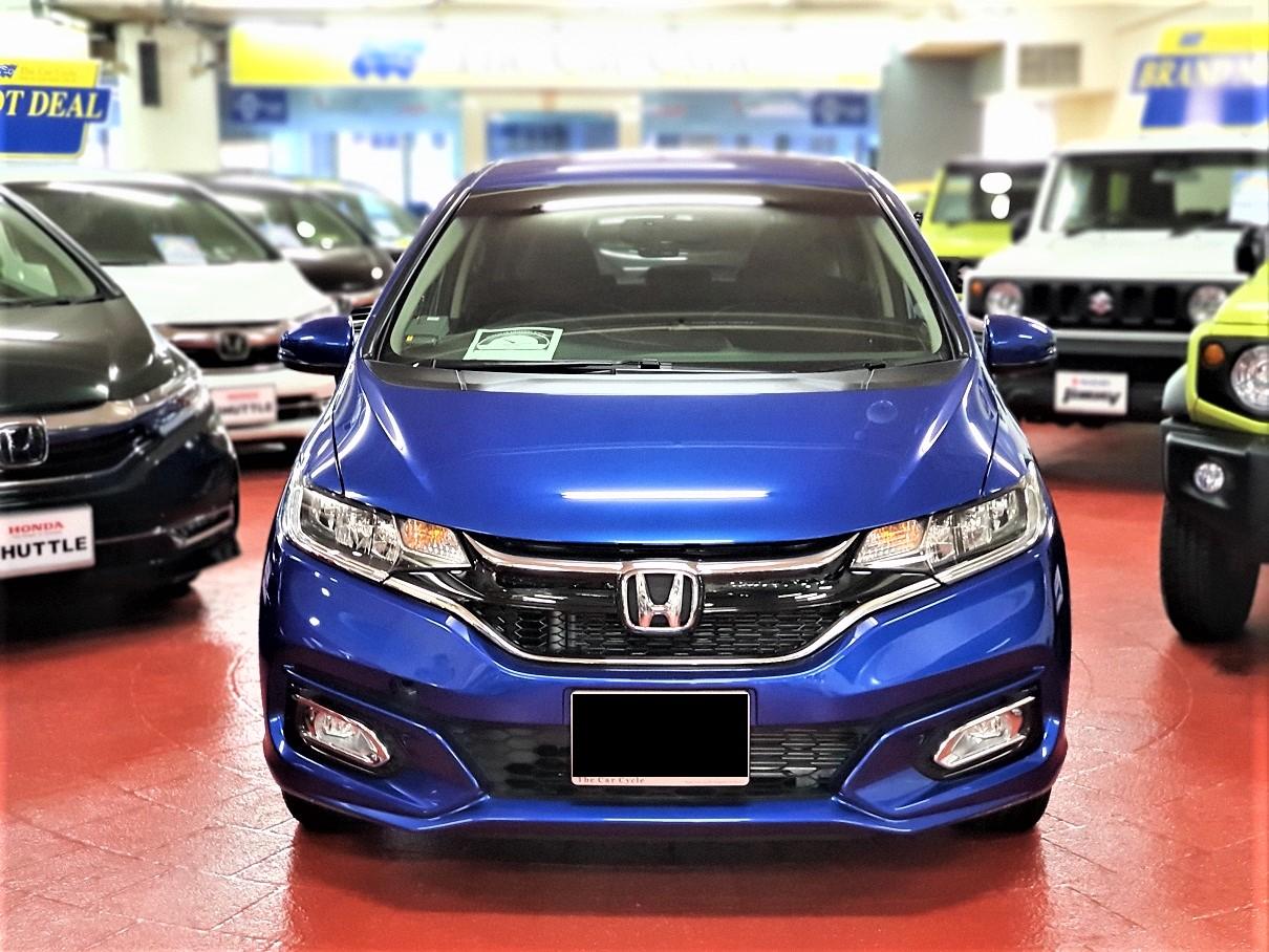 Honda Fit (PHV Private Hire Rental)