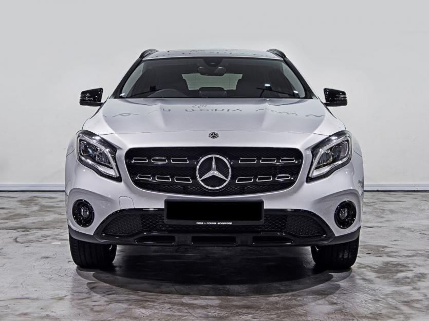 Mercedes-Benz GLA Class GLA180 (For Rent)
