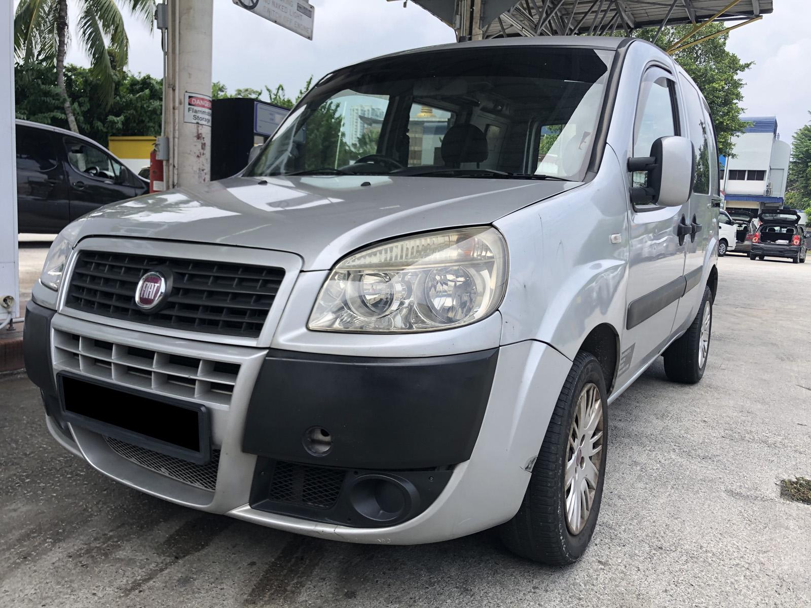 Fiat Doblo (For Rent)