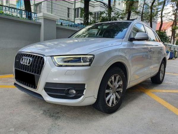 Audi Q3 (For Rent)
