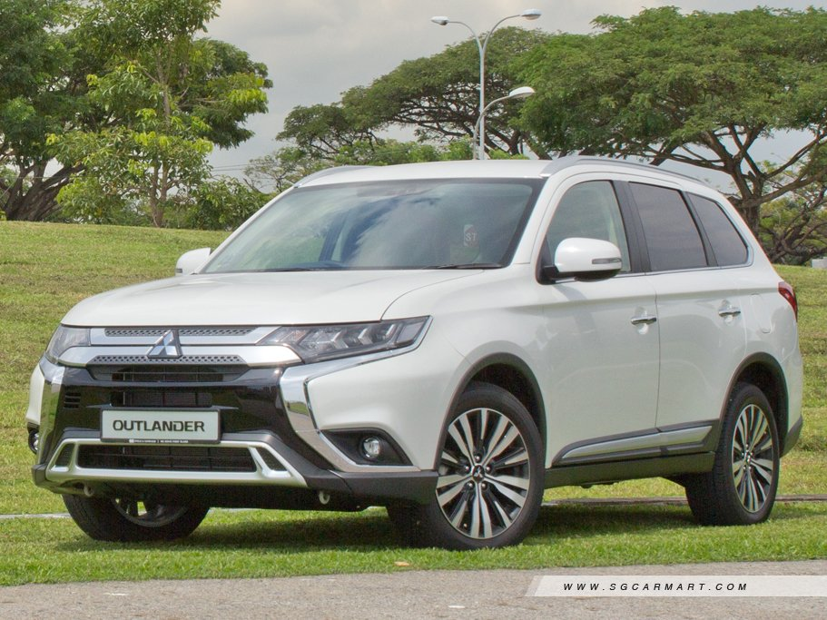 Mitsubishi Outlander 2.0 Brand New (For Lease)