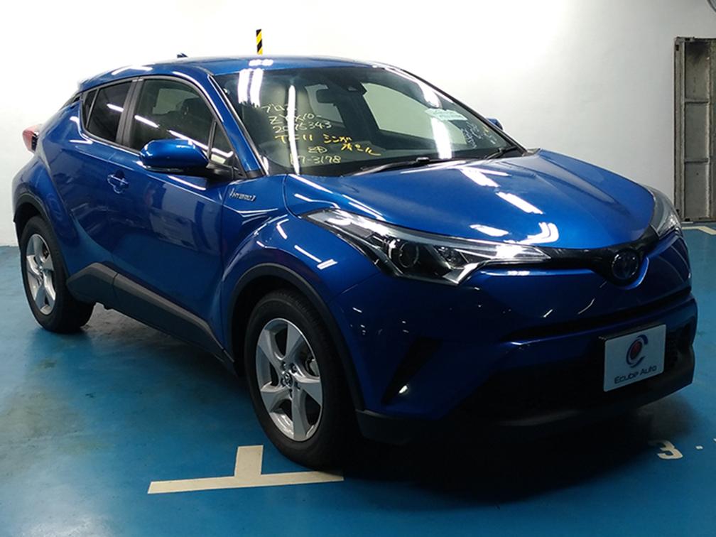 Toyota C-HR Hybrid 1.8A S Spec (PHV Private Hire Rental)