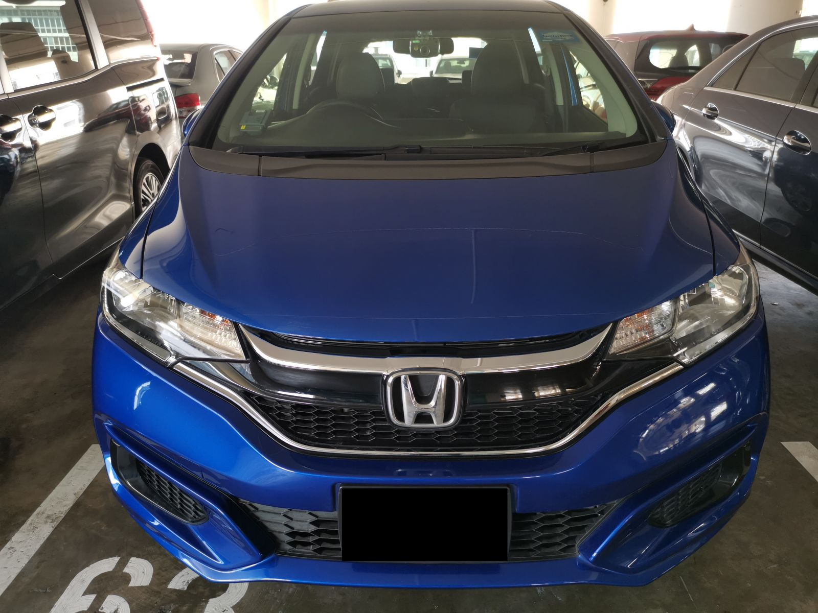 Honda Fit (Private Hire)