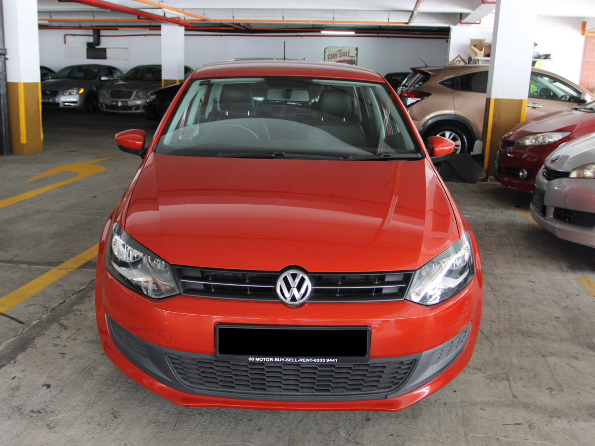 Volkswagen Polo 1.4A (For Lease)
