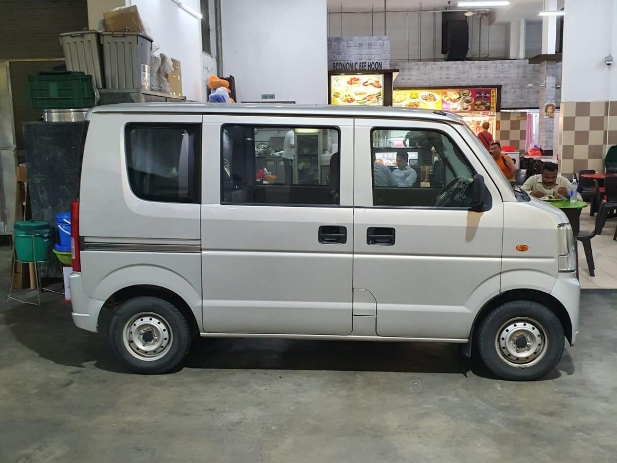 Suzuki Every (For Rent)