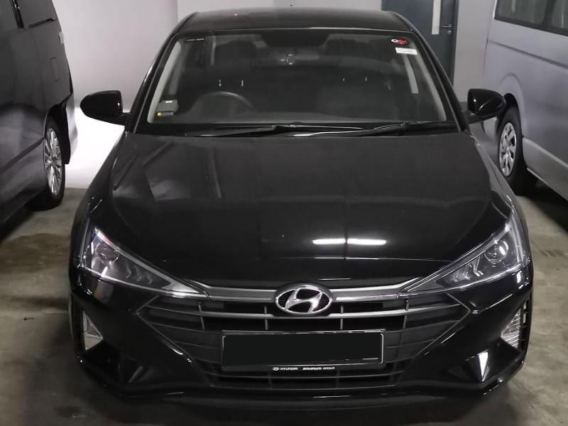 Hyundai Avante (PHV Private Hire Rental)