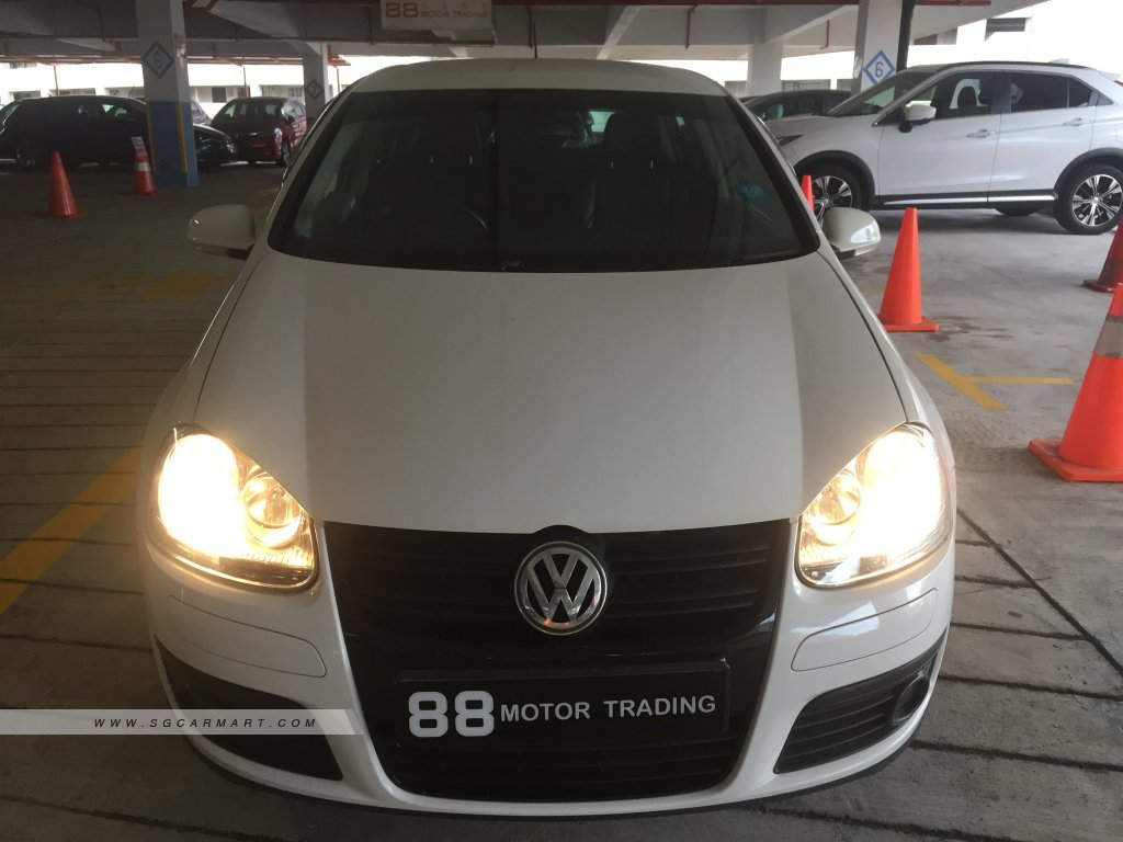 Volkswagen Golf GT 1.4 (For Lease)