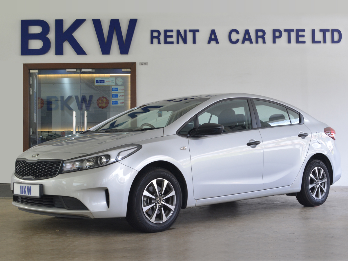 Kia Cerato K3 1.6A (For Rent)