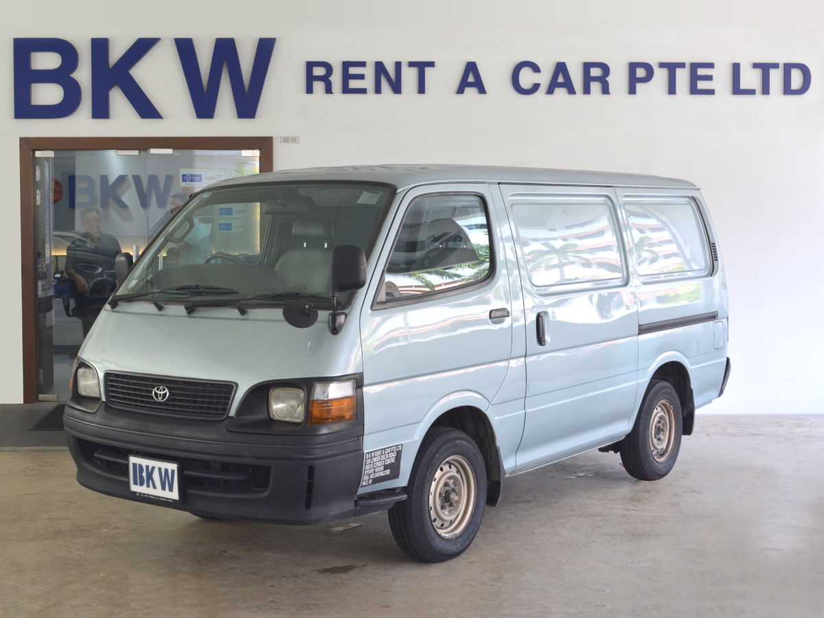 Toyota Hiace 3.0M (For Lease)