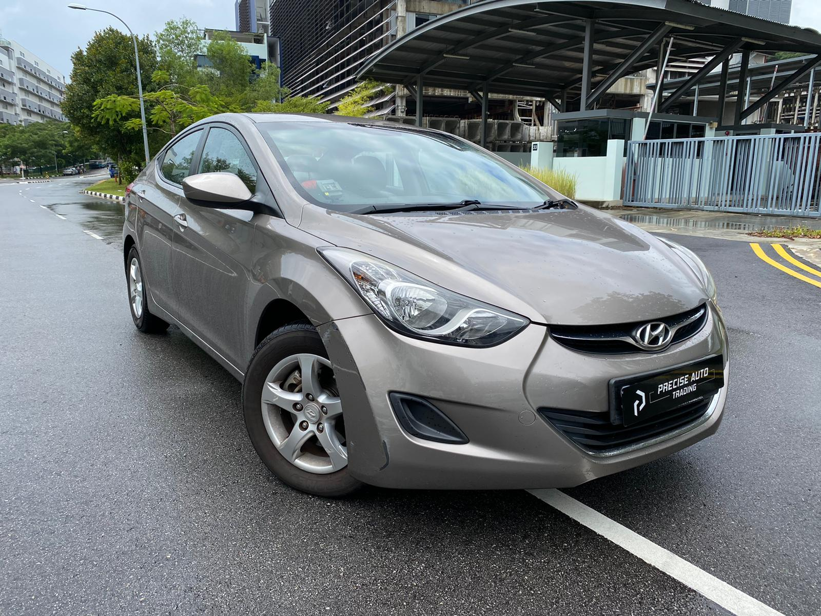 Hyundai Elantra 1.6A (PHV Private Hire Rental)