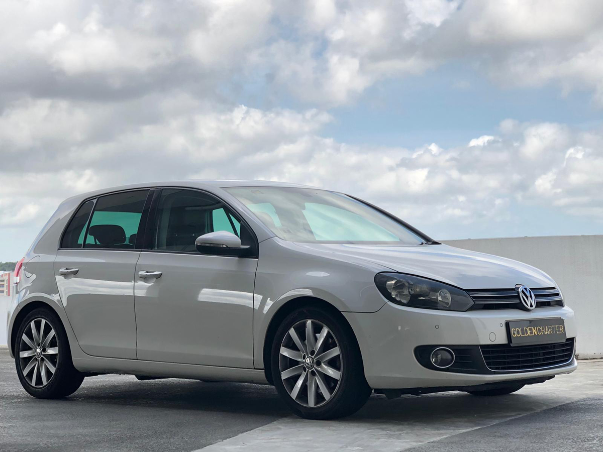 Volkswagen Golf (PHV Private Hire Rental)