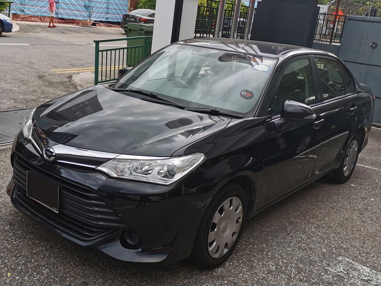 Toyota Corolla Axio 1.5A (PHV Private Hire Rental)