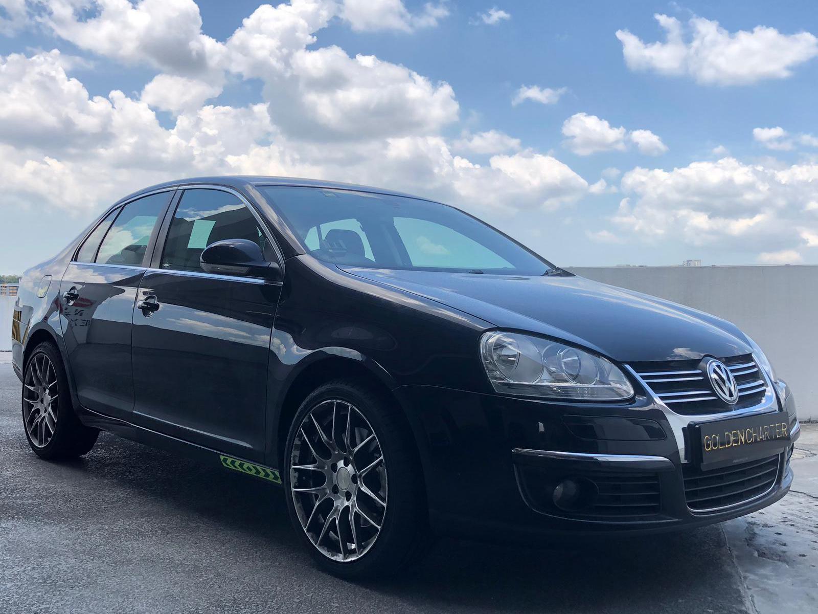 Volkswagen Jetta 1.4A (PHV Private Hire Rental)