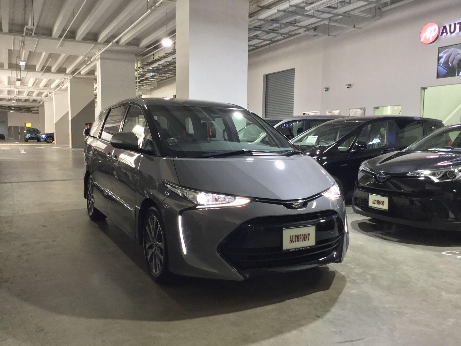 Toyota Estima Aeras Premium (For Rent)