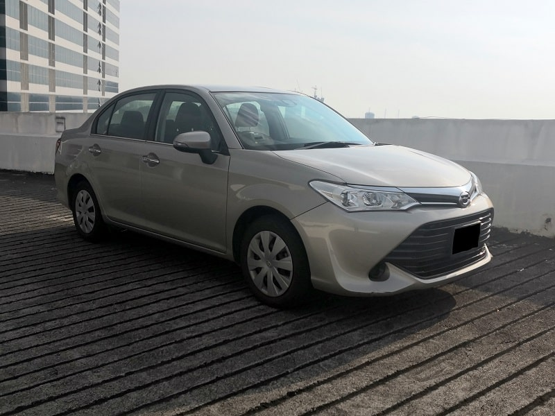 Toyota Axio (For Lease)
