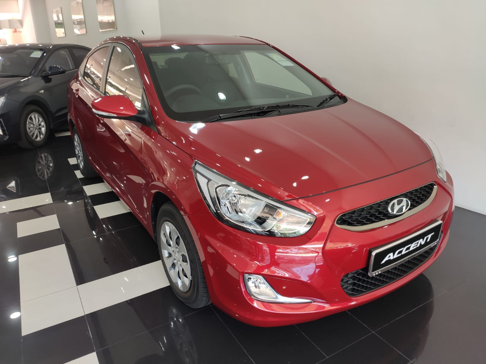 Hyundai Accent 1.4A (For Rent)