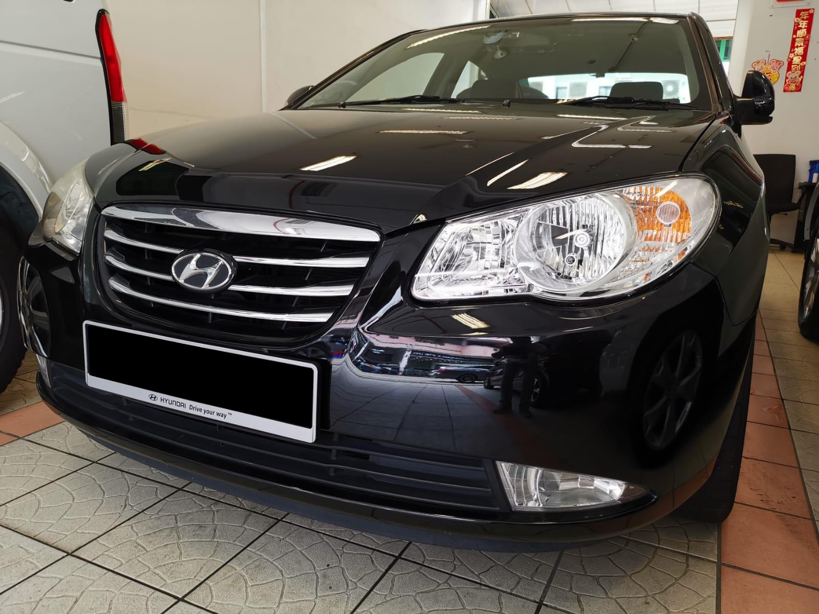 Hyundai Avante 1.6A (For Rent)