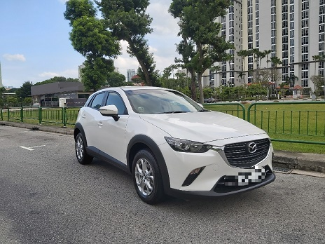 Mazda CX3 2.0A Brand New (For Lease)
