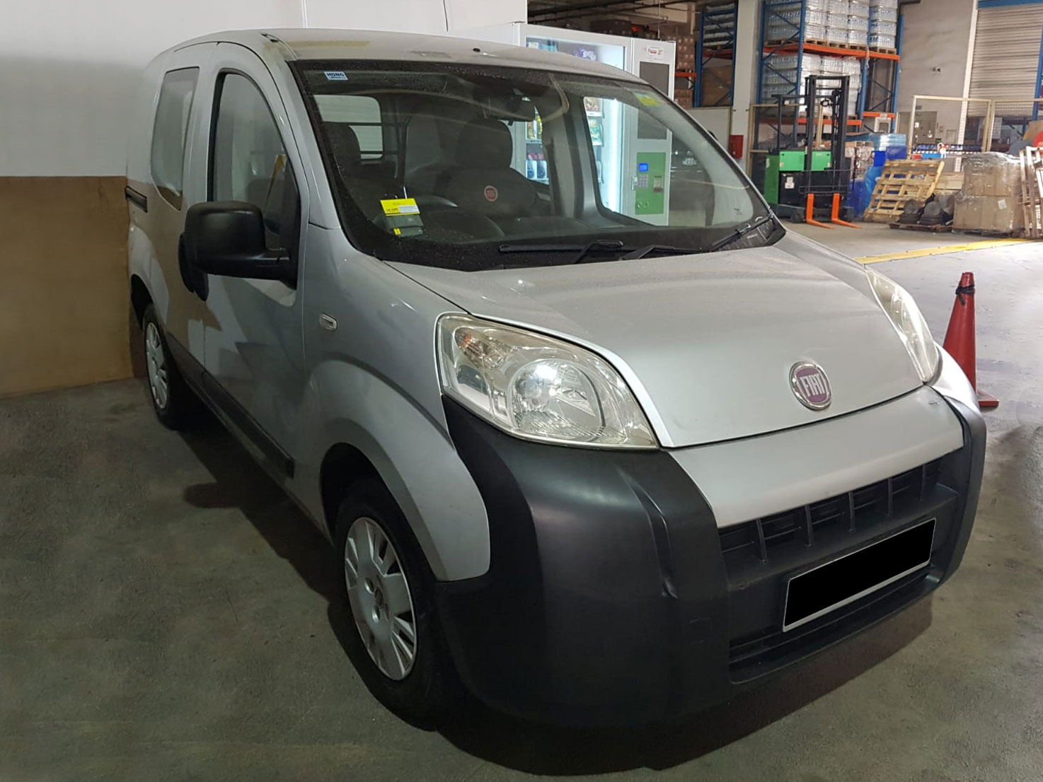 Fiat Fiorino 1.3MJTD (For Rent)