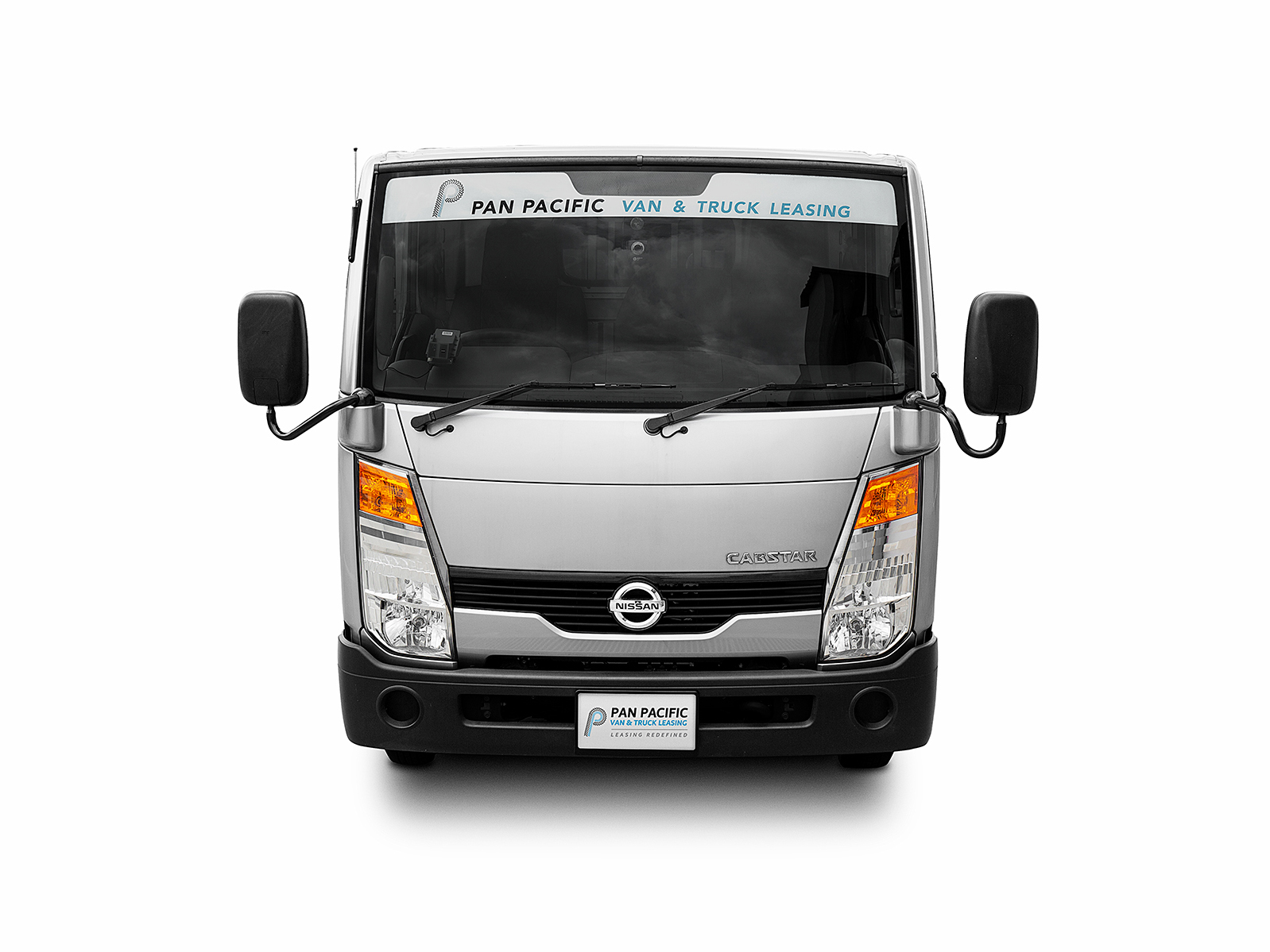 10ft Nissan Cabstar (For Lease)