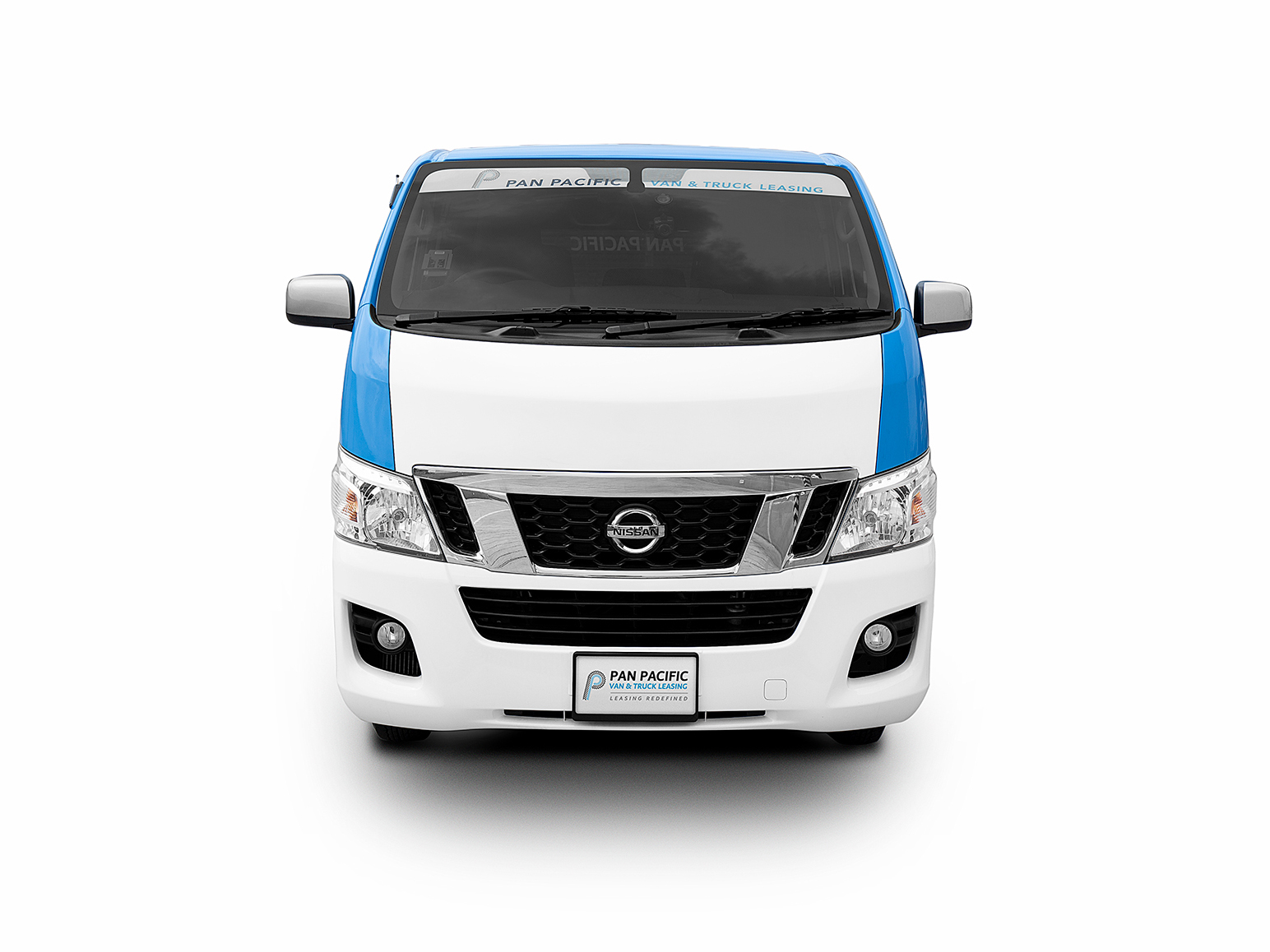 Nissan NV350 (For Rent)
