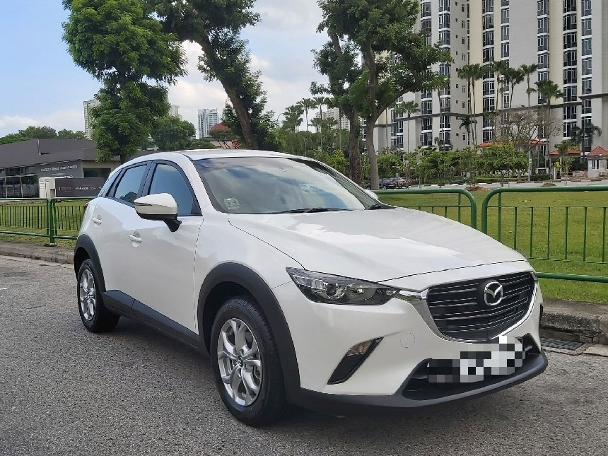 Mazda CX3 Brand New (For Lease)