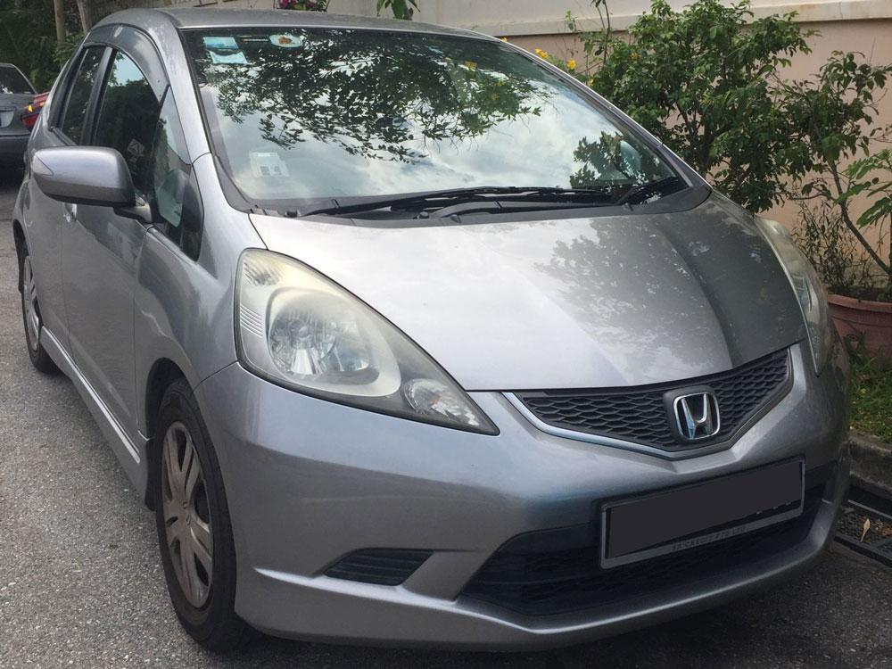 Honda Fit RS (PHV Private Hire Rental)