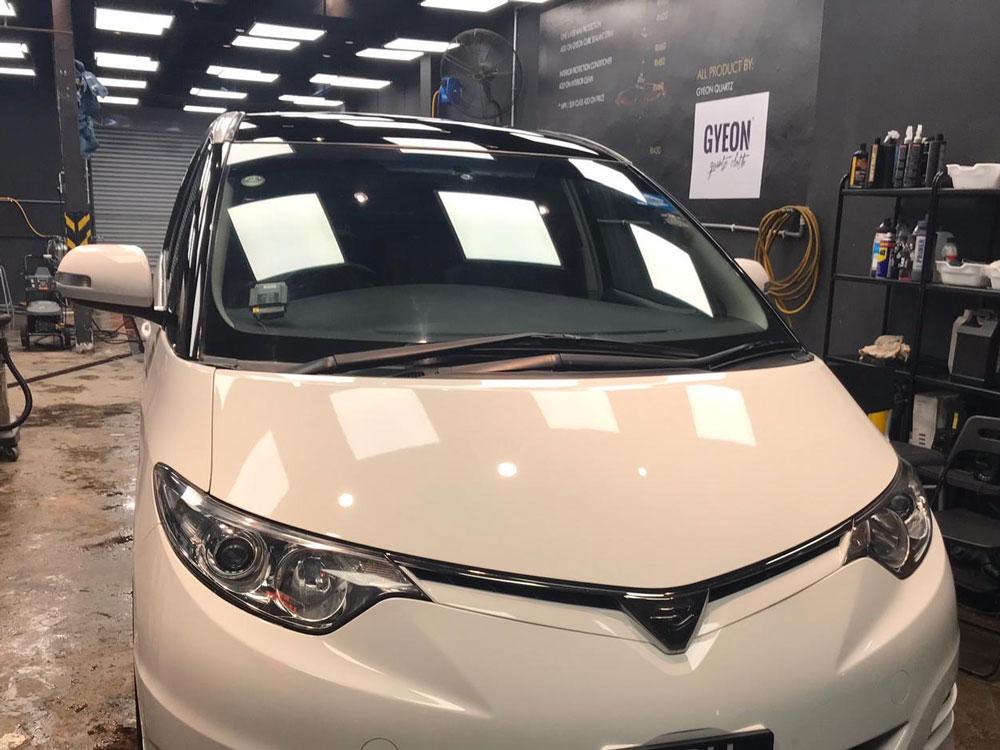 Toyota Estima (PHV Private Hire Rental)