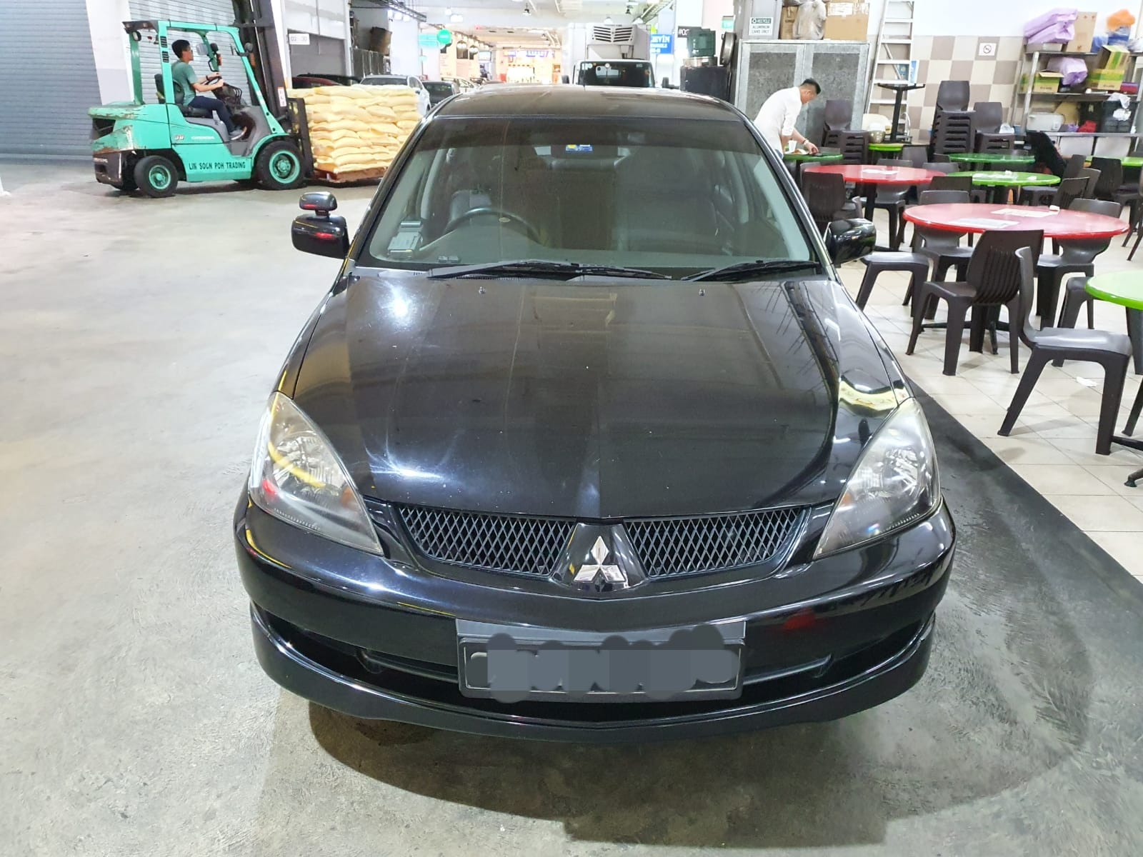 Mitsubishi Lancer 1.6A (For Rent)