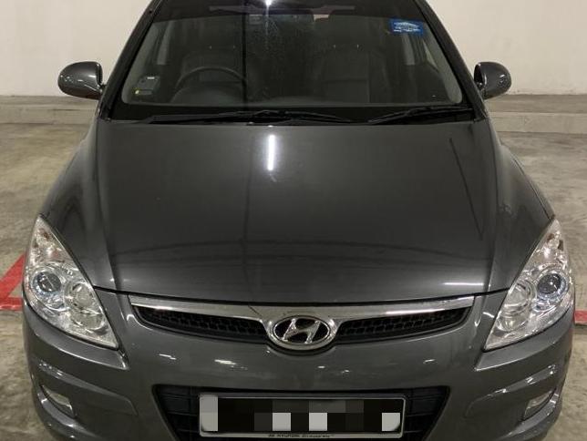 Hyundai i30 (PHV Private Hire Rental)