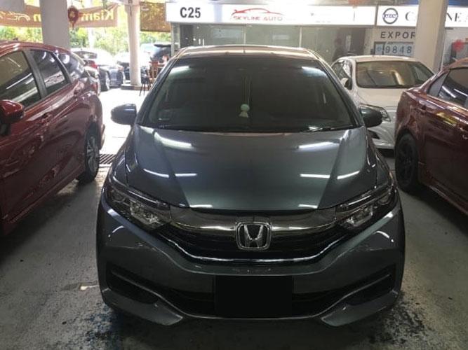 Honda Shuttle Hybrid 1.5A (PHV Private Hire Rental)
