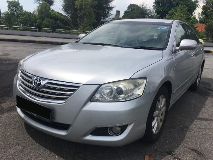 Toyota Camry 2.0A (PHV Private Hire Rental)