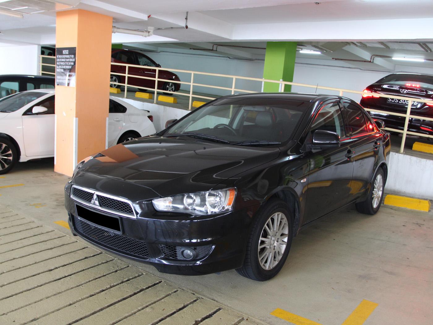Mitsubishi Lancer 1.6 (For Rent)