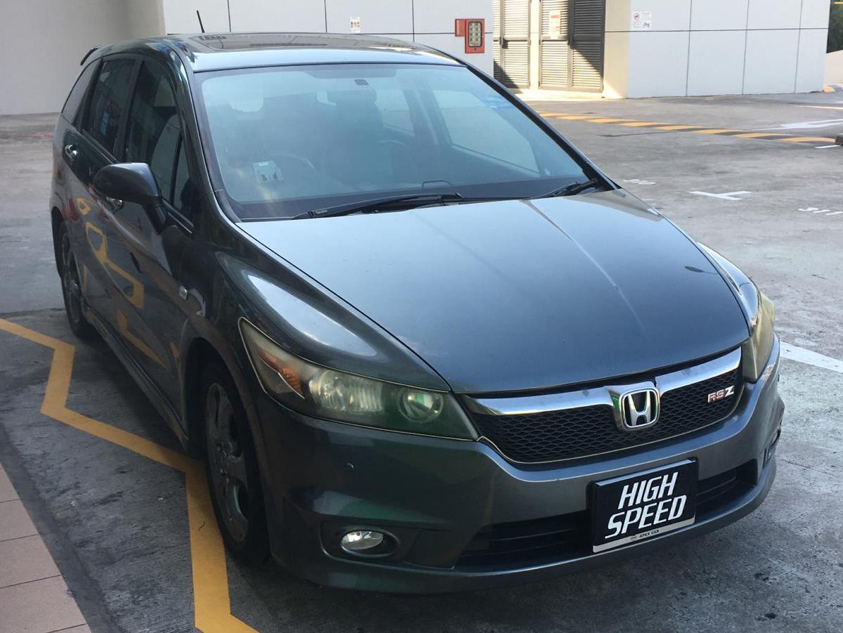 Honda Stream 1.8A RSZ (For Rent)