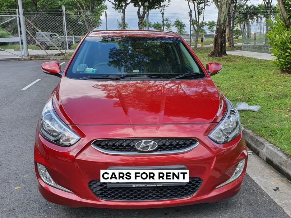 Hyundai Accent (For Rent)