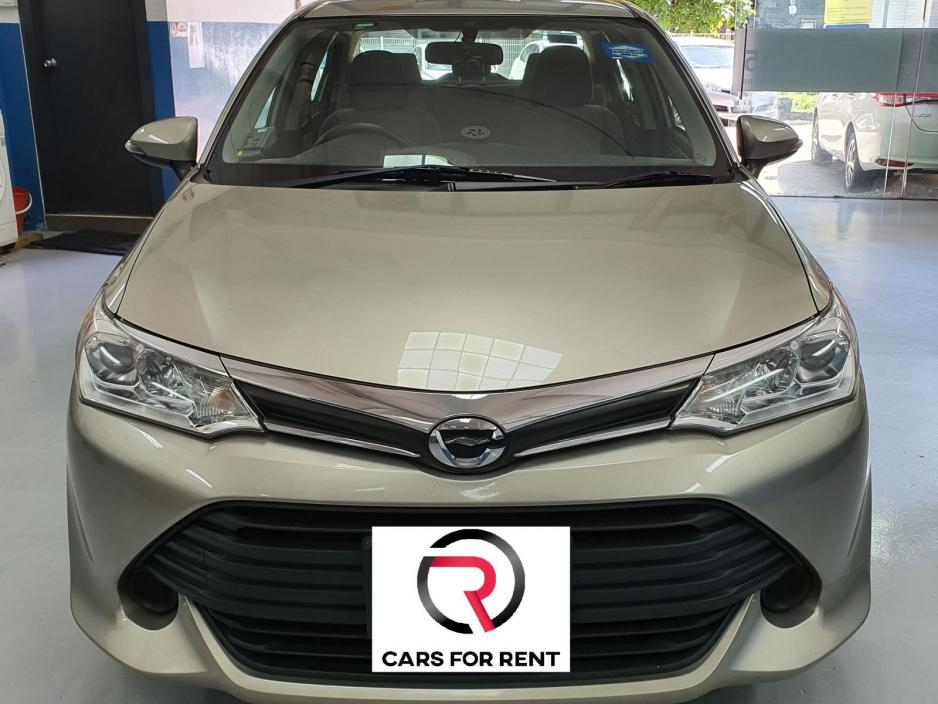 Toyota Axio (PHV Private Hire Rental)