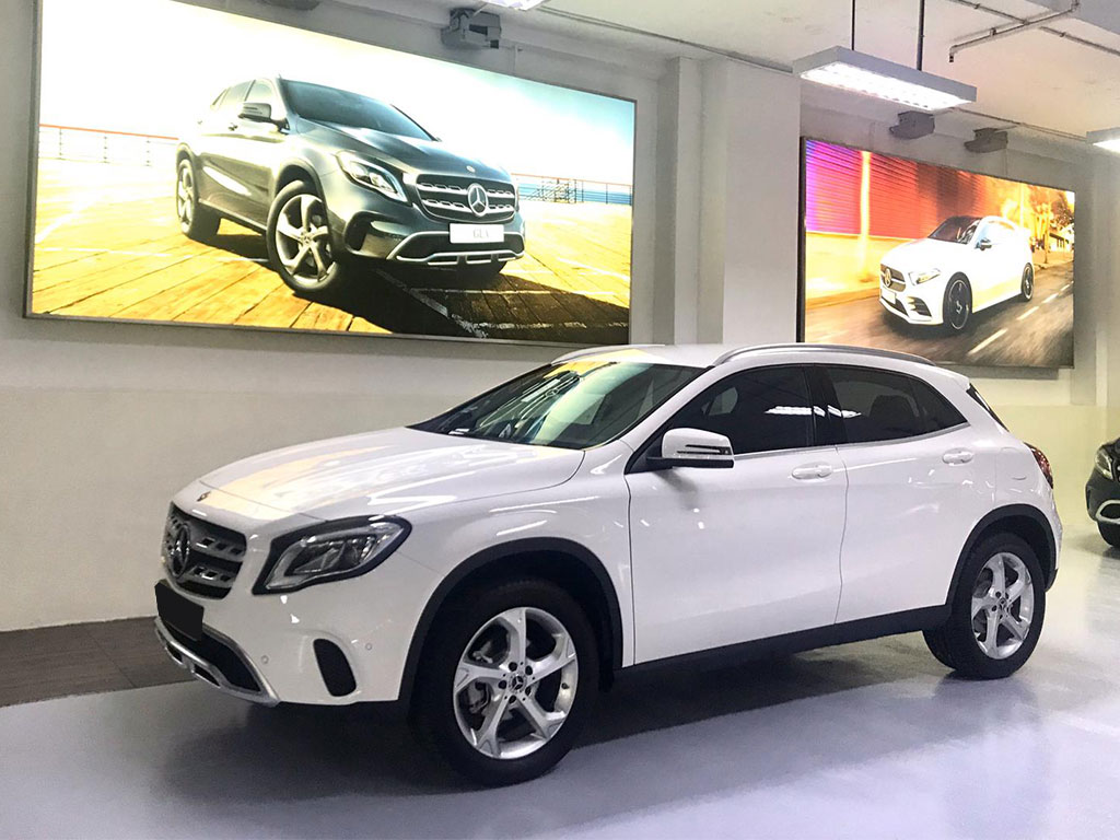 Mercedes-Benz GLA Class GLA180 (For Rent)